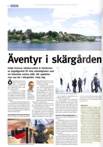 Tematidning Bilaga Sydsvenskan – Blekinge