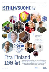 Fira Finland 100 år – Annonsbilaga