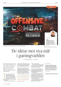 Börshajen – Offensive Combat Redux